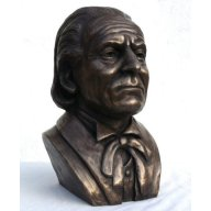 Willaim Hartnell bust